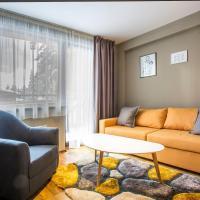 Sunny Hills Ski&Wellness: Pamporovo'da bir otel