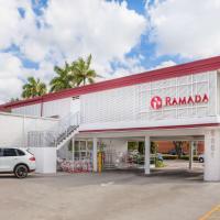 Ramada by Wyndham Miami Springs/Miami International Airport