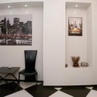 Black & White apartments-Studio
