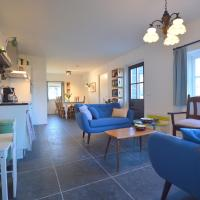 Luxurious Farmhouse in Zeeland with Private Garden