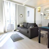 Studio with mezzanine close to beaches and shops