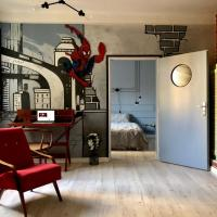 NEW!!!! MARVEL's Apartment