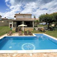 Family friendly house with a swimming pool Sveti Petar u Sumi (Central Istria - Sredisnja Istra) - 7092