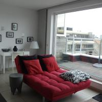 Penthouse bij Leopoldpark