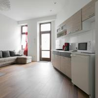 City Studio Apartment for 4, near Sonnenallee