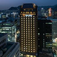 ENA Suite Hotel Namdaemun, hotel in Seoul