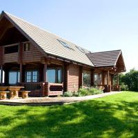 Meadowside Lodge - lakeside superior three bedroom lodge