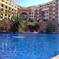 Lujoso apartamento con espectacular terraza con vistas al Mar en Marbella