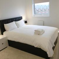 Modern 1bed, Central St Albans