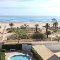 Apartamento Las Sirenas, 1ª linea de playa