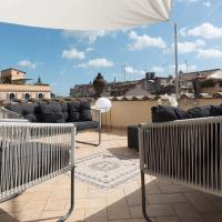CS Campo de'Fiori - Navona Amazing Terrace Apartment