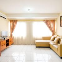 2 BR Taman Rasuna Tower 18 Strategic Apartment in Epicentrum Kuningan By Travelio