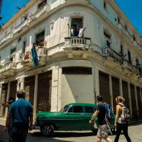 Spacious Apartment in the Heart of Old Havana