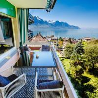 Luxury Appartement avec vue lac