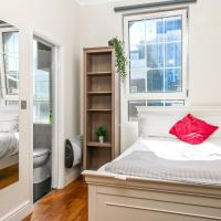 Private en-suite Room @ Liverpool street, Brick Ln