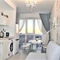 Apartment on Chistopolskaya 61A Lux