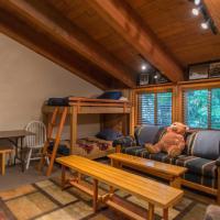 Knotty Pine Three-Bedroom Chalet