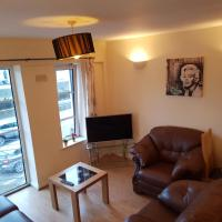 Cosy 3 bedroom apartment Cork City with great view
