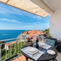 Apartment La Boheme Dubrovnik with sea view