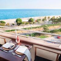 CAMOS BEACH ★ Modern apartment facing the sea with terrace and pool. FREE WIFI. 4PAX