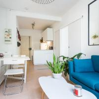 Fine flat close to Canal Saint-Martin