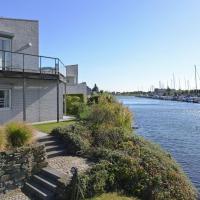 Detached Water Villa in Kortgene by the Sea