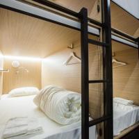 Buran capsule hotel