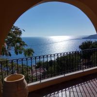 Platy gialos, amazing view