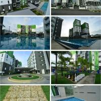 Kuching City Cozy Condo A2