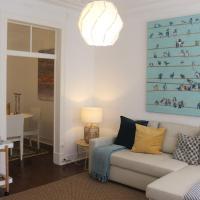 NEW! Bird's Nest Lisbon Apartment