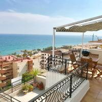 """Bungalow """"Tabarca"""" with panoramic sea view"""