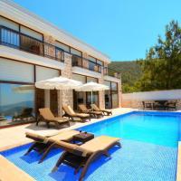 Korunaklı Villa Lavanta