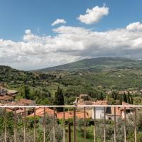 Fiesole apartment with view