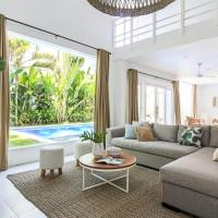 Aora Dua - Modern tropical hideaway in central Seminyak