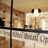 Hôtel Brésil Opéra