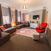 ★ Funky Beatles Themed Flat ★ Penny Lane ★ Parking