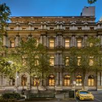 Treasury on Collins Apartment Hotel, hotell Melbourne'is