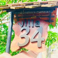 VILLA No34 HIKKADUWA