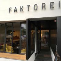 Faktorei, Hotel in Innsbruck