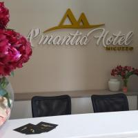 A'MANTIA HOTEL, hotel in Amantea