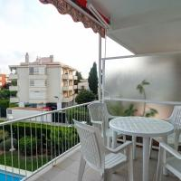 Sitges with Pool near the Beach