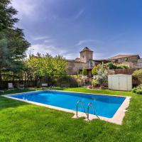 Fairytale Cottage in Clariana Catalonia with private pool and garden