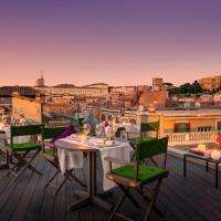 Singer Palace Hotel, hotel in Via del Corso, Rome