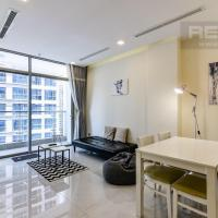 Luxury Vinhomes Apartment - The Art White House - Free Pool, Gym Center