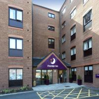 Premier Inn Birmingham City Centre Bridge Street