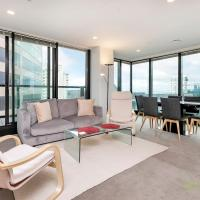 Park Residences Private Two Bedroom apartment with city views