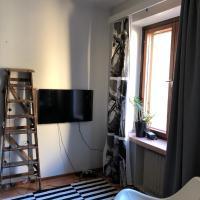 Cozy studio in Helsinki City Center