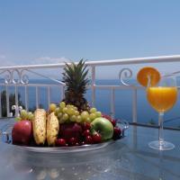 Sunrise luxury villa