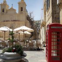 Townhouse San Lawrenz Boutique and Restaurant