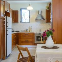 Comfy Vacation flat, 300 meters from beach